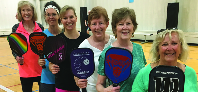 pickleball sport south mississippi