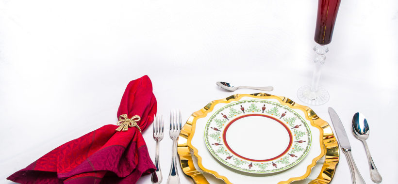 set the table christmas tips for home